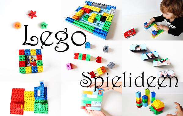10 kreative ideen mit lego duplo video mama kreativ - Lego duplo ideen ...