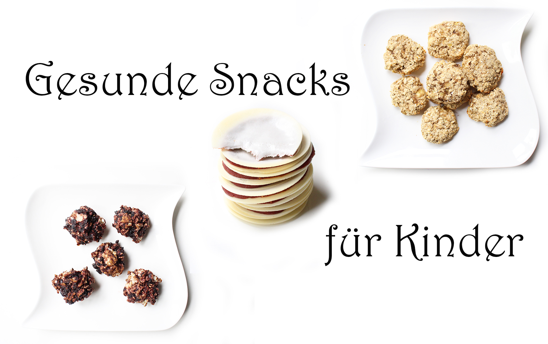 gesunde und leckere snacks f r kinder video mama kreativ. Black Bedroom Furniture Sets. Home Design Ideas