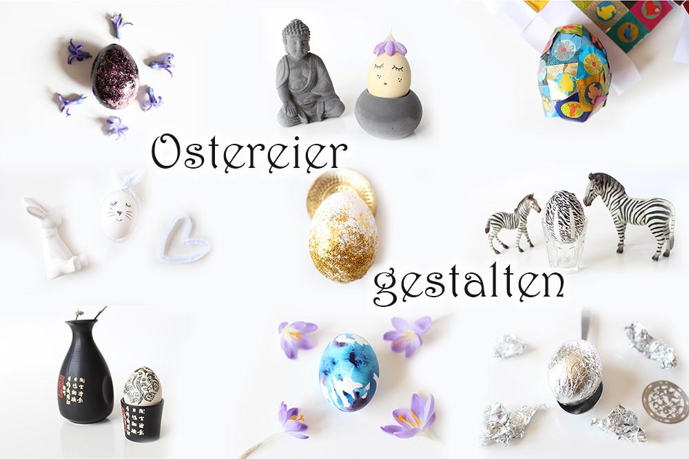 ostereier gestalten 10 kreative ideen f r ostereier mama kreativ. Black Bedroom Furniture Sets. Home Design Ideas