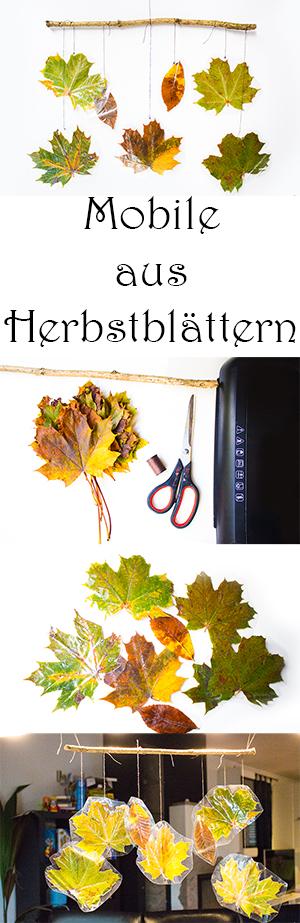 Basteln Mit Kindern Im Herbst 8 Ideen Mit Naturmaterialien